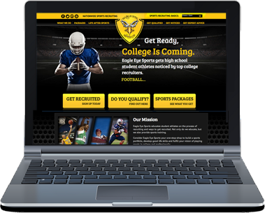 Pay Eagle Eye Sports Invoice Here